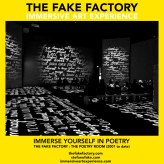 the fake factory the poetry room immersive art experience_00113