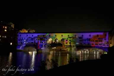 the fake factory videomapping ponte vecchio firenze 2018_00321