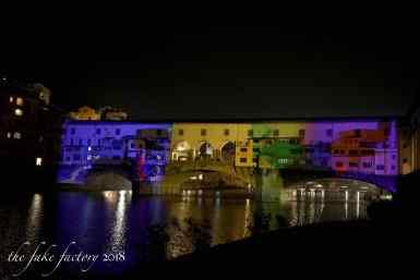 the fake factory videomapping ponte vecchio firenze 2018_00324