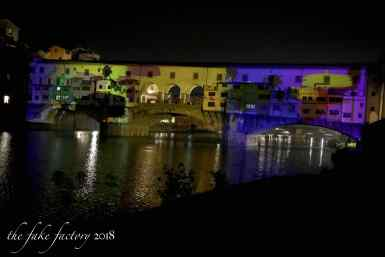 the fake factory videomapping ponte vecchio firenze 2018_00327