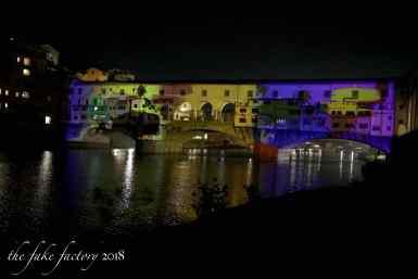 the fake factory videomapping ponte vecchio firenze 2018_00329