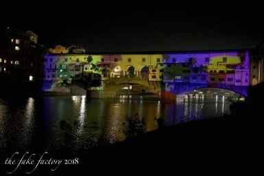 the fake factory videomapping ponte vecchio firenze 2018_00330