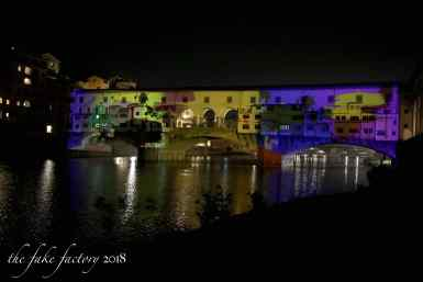 the fake factory videomapping ponte vecchio firenze 2018_00331