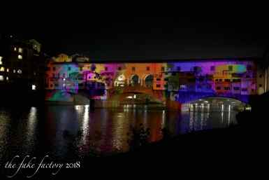 the fake factory videomapping ponte vecchio firenze 2018_00333