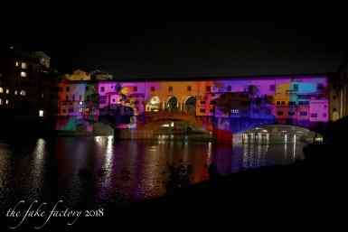 the fake factory videomapping ponte vecchio firenze 2018_00334