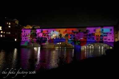 the fake factory videomapping ponte vecchio firenze 2018_00338