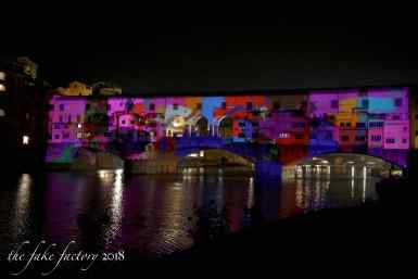 the fake factory videomapping ponte vecchio firenze 2018_00341