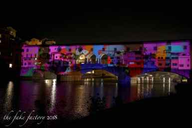 the fake factory videomapping ponte vecchio firenze 2018_00342