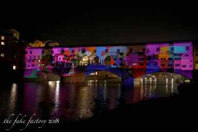 the fake factory videomapping ponte vecchio firenze 2018_00343