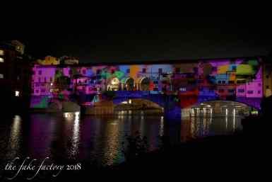 the fake factory videomapping ponte vecchio firenze 2018_00344