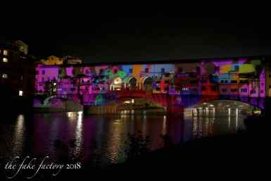 the fake factory videomapping ponte vecchio firenze 2018_00347