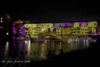 the fake factory videomapping ponte vecchio firenze 2018_00350