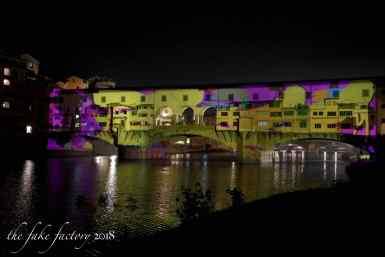 the fake factory videomapping ponte vecchio firenze 2018_00350