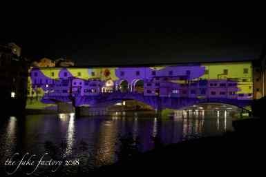 the fake factory videomapping ponte vecchio firenze 2018_00359