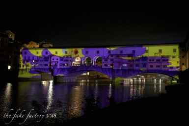 the fake factory videomapping ponte vecchio firenze 2018_00359