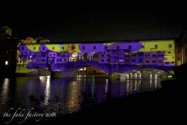 the fake factory videomapping ponte vecchio firenze 2018_00360