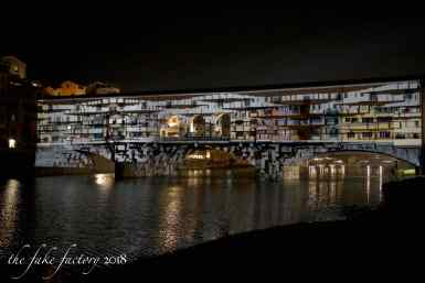 the fake factory videomapping ponte vecchio firenze 2018_00377