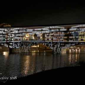 the fake factory videomapping ponte vecchio firenze 2018_00379