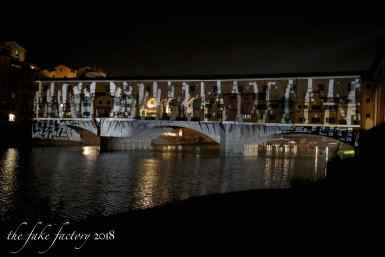 the fake factory videomapping ponte vecchio firenze 2018_00393