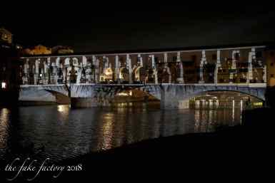 the fake factory videomapping ponte vecchio firenze 2018_00397