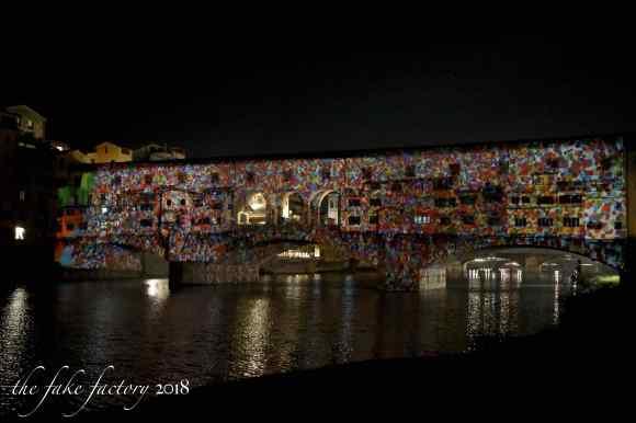 the fake factory videomapping ponte vecchio firenze 2018_00398