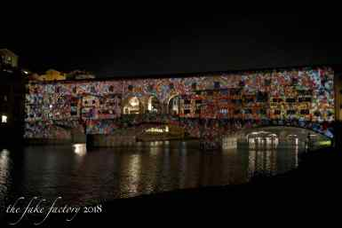 the fake factory videomapping ponte vecchio firenze 2018_00400