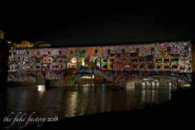 the fake factory videomapping ponte vecchio firenze 2018_00404