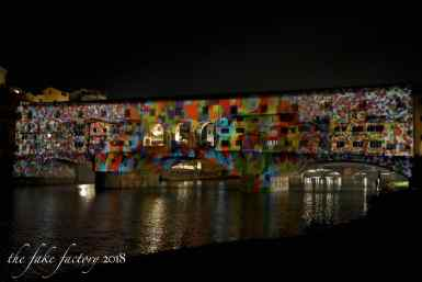 the fake factory videomapping ponte vecchio firenze 2018_00405