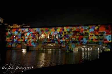 the fake factory videomapping ponte vecchio firenze 2018_00410