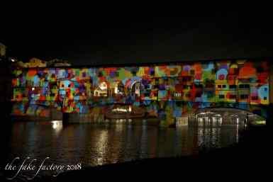 the fake factory videomapping ponte vecchio firenze 2018_00411