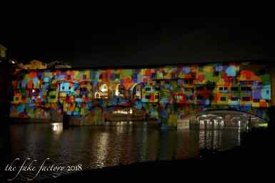 the fake factory videomapping ponte vecchio firenze 2018_00414