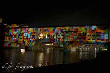 the fake factory videomapping ponte vecchio firenze 2018_00415