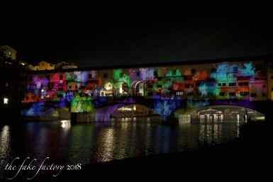 the fake factory videomapping ponte vecchio firenze 2018_00417