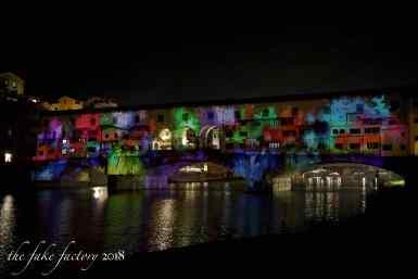 the fake factory videomapping ponte vecchio firenze 2018_00418