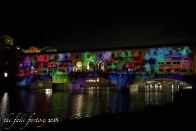 the fake factory videomapping ponte vecchio firenze 2018_00419