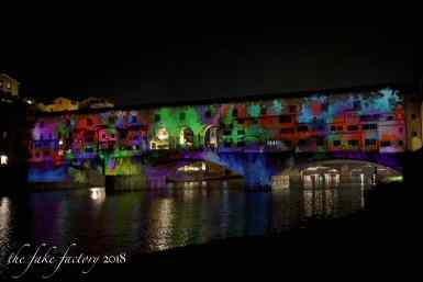 the fake factory videomapping ponte vecchio firenze 2018_00420
