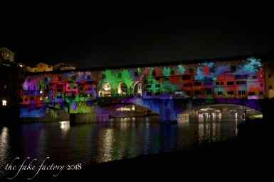 the fake factory videomapping ponte vecchio firenze 2018_00421