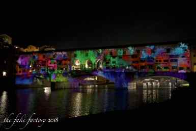 the fake factory videomapping ponte vecchio firenze 2018_00422