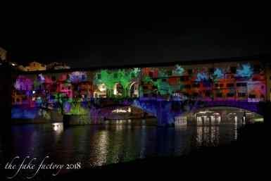 the fake factory videomapping ponte vecchio firenze 2018_00423