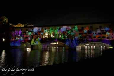 the fake factory videomapping ponte vecchio firenze 2018_00424