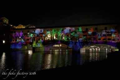 the fake factory videomapping ponte vecchio firenze 2018_00424