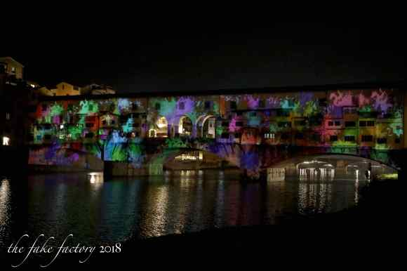 the fake factory videomapping ponte vecchio firenze 2018_00429