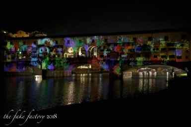 the fake factory videomapping ponte vecchio firenze 2018_00434