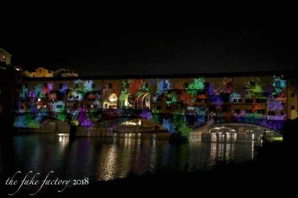 the fake factory videomapping ponte vecchio firenze 2018_00441