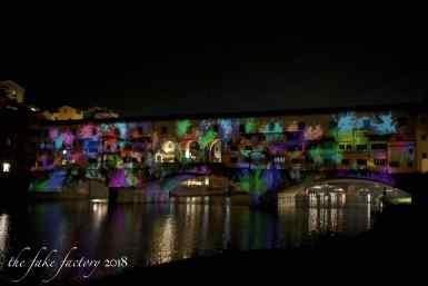 the fake factory videomapping ponte vecchio firenze 2018_00447