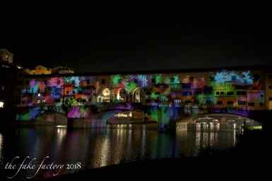 the fake factory videomapping ponte vecchio firenze 2018_00448