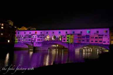 the fake factory videomapping ponte vecchio firenze 2018_00488