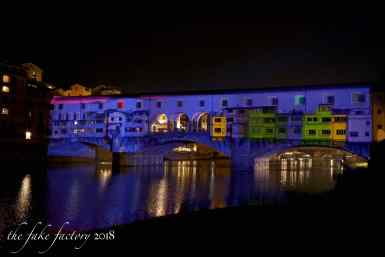 the fake factory videomapping ponte vecchio firenze 2018_00493