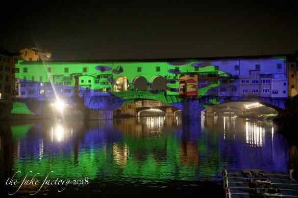 the fake factory videomapping ponte vecchio firenze 2018_00499