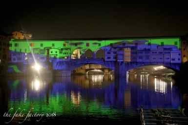 the fake factory videomapping ponte vecchio firenze 2018_00500